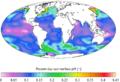 Ocean pH