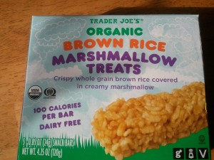 Trader Joes marshmallow treats